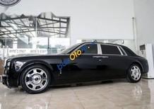 Cần bán lại xe Rolls-Royce Phantom EWB đời 2007, màu đen