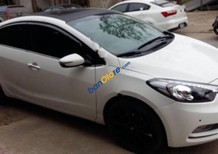 Bán xe Kia K3 1.6AT 2015, màu trắng, xe chạy 3 vạn km đẹp xuất sắc