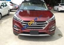 Bán xe Hyundai Tucson đời 2017, màu đỏ