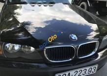 Bán xe BMW 3 Series 325i đời 2004, màu đen, xe đẹp