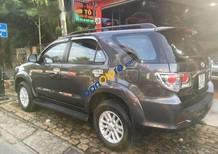 Bán Toyota Fortuner đời 2012, màu xám, sơn zin 100%, nội thất nguyên bản