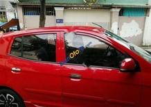 Bán xe cũ Kia Morning SLX đời 2009, xe nhập Hàn Quốc, ít sử dụng, DVD 3 tivi