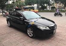 Bán xe Mazda 6 2.0L đời 2003, màu đen, chuẩn 13 vạn km