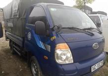 Bán xe cũ Kia Bongo, tải trọng 1 tấn, đời 2006, thùng khung mui phủ bạt, nhập khẩu nguyên chiếc