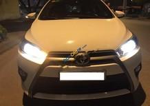 Bán ô tô Toyota Yaris 1.3AT đời 2014, màu trắng, nhập khẩu