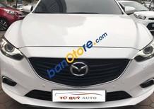 Xe Mazda 6 2.0 AT năm 2015, màu trắng số tự động