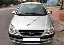 Bán Hyundai Getz 1.1 MT đời 2010, màu bạc, xe nhập, xe đăng ký năm 2011