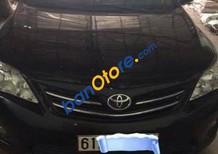 Bán Toyota Corolla Altis đời 2012, xe nhà đi, bao không đâm, đụng, ngập nước