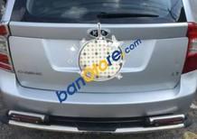 Cần bán lại xe Kia Carens năm sản xuất 2010, màu bạc