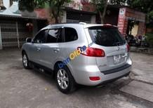 Cần bán lại xe Hyundai Santa Fe MLX sản xuất năm 2008, màu bạc, giá 545tr
