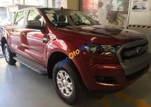 Bán xe Ford Ranger XLS AT năm 2017, màu đỏ