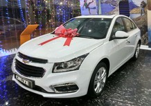 Chevrolet Cruze 100TR Giao Xe Liền Tay
