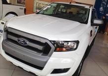Cần bán xe Ford Ranger xls at 2017, màu trắng, xe nhập, giá chỉ 650 triệu