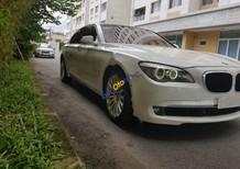Bán xe cũ BMW 740Li model 2010, Đk 2011, màu trắng camay nhập khẩu