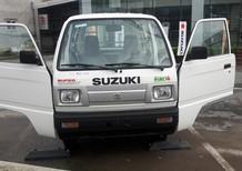 Bán ô tô Suzuki Van 2017, màu trắng, hỗ trợ trả góp