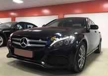 Bán Mercedes 200 đời 2015, màu đen, xe đẹp