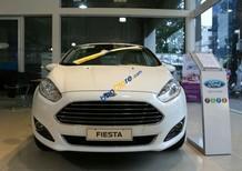 Bán ô tô Ford Fiesta 1.5L AT Titanium đời 2017, màu trắng, mới 100%