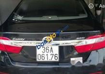 Bán Toyota Camry năm 2014, màu đen