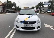 Bán Suzuki Swift 2015, màu trắng, xe chạy 2 vạn km
