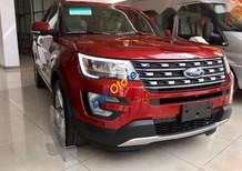 Cần bán Ford Explorer đời 2017, màu đỏ, mới 100%