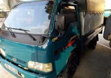Bán xe cũ Kia K3000, tải trọng 1,4 tấn đời 2013, thùng khung mui phủ bạt