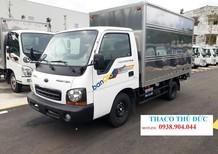 Bán xe tải Thaco Kia Frontier 125, màu trắng, nhập khẩu