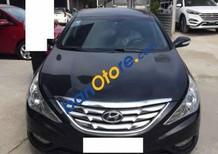 Cần bán Hyundai Sonata 2.0AT đời 2010, màu đen, nhập khẩu Hàn Quốc, biển số thành phố