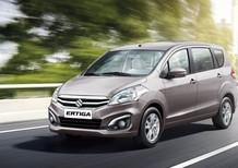 Cần bán Suzuki Ertiga 2017, màu xám, nhập khẩu, giá chỉ 549 triệu