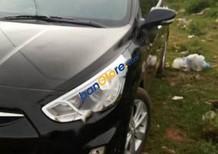 Cần bán Hyundai Accent 1.4 AT đời 2014, màu đen, nhập khẩu, xe đẹp