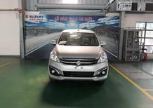 Cần bán xe Suzuki Ertiga 1.4 AT đời 2017, màu bạc, nhập khẩu chính hãng giá cạnh tranh