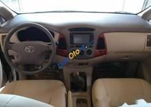 Cần bán xe Toyota Innova G đời 2008, máy móc chạy rất êm