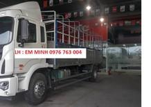 Bán xe tải 2 chân JAC K5 tải trọng 9,35 tấn nhập khẩu nguyên chiếc