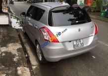 Cần bán xe Suzuki Swift năm 2013, màu bạc, nhập khẩu Nhật, chạy 48300 km