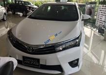Bán Toyota Corolla Altis 1.8 CVT 2018, mẫu xe toàn cầu, có đủ màu, khuyến mãi lớn, giao xe ngay