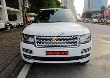 Bán LandRover Range Rover HSE 3.0 2015, màu trắng, nhập khẩu, xe đẹp