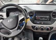 Bán xe cũ Hyundai Grand i10 năm 2015, màu trắng