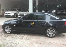Bán BMW 320i 2011, màu đen, nội thất như mới, máy móc keo chỉ nguyên bản