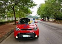 Cần bán lại xe Kia Soul sản xuất năm 2014, màu đỏ, xe nhập