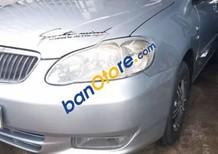 Bán ô tô Toyota Corolla Altis đời 2003, màu bạc, xe không taxi, không đâm đụng, không ngập nước