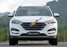 Bán Hyundai Tucson Discovery 1.6L T-GDi năm sản xuất 2017, màu trắng