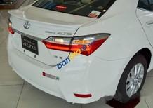 Bán xe Toyota Corolla altis sản xuất 2017, màu trắng