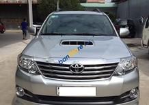 Bán xe cũ Toyota Fortuner 2.5MT năm 2016, màu bạc