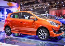 Toyota Wigo 2017 nhập khẩu (số sàn+ tự động) rẻ nhất, xe đủ màu, trả góp chỉ 110tr có xe - LH: 0973530250