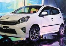 Toyota Wigo 2017 nhập khẩu(số sàn+ tự động) rẻ nhất, xe đủ màu, trả góp chỉ 110tr có xe - LH: 0973530250