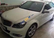 Cần bán gấp Mercedes C250 đời 2012, màu trắng, 780tr