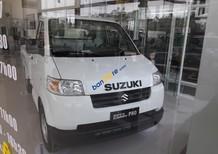 Suzuki Super Carry Pro - 2017, màu trắng, xe nhập