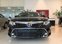 Bán xe Toyota Camry 2.5Q đời 2018, màu đen khuyến mãi cực lớn, giảm giá tiền mặt, hỗ trợ trả góp