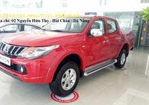 Bán xe Mitsubishi Triton 2018, màu đỏ, xe nhập, giá tốt