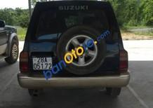 Bán xe Suzuki Vitara đời 2005, màu xanh dưa, giá rẻ