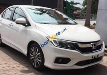 Bán Honda City 1.5AT sản xuất năm 2018, màu trắng, giá tốt